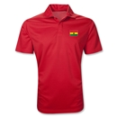 Ghana Polo Shirt (Red)