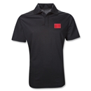 Morocco Polo Shirt (Black)