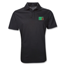 Zambia Polo Shirt (Black)