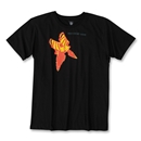 High On My Game Soccer T-Shirt (Black)