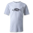 Soccer Fish T-Shirt (White)