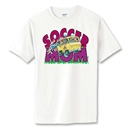 Soccer Mom Van T-Shirt (White)
