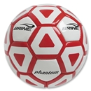 Brine Phantom Match Soccer Ball (Red/White)