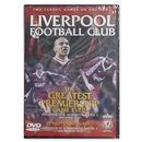 Liverpool FC The Greatest Premiership Game Ever DVD
