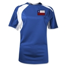Chile Gambeta Women's Soccer Jersey (Royal)