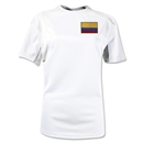 Colombia Gambeta Women's Soccer Jersey (White)
