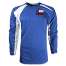 Chile Gambeta LS Soccer Jersey (Royal)