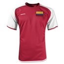 Colombia Torino Soccer Jersey (Red)