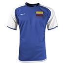 Colombia Torino Soccer Jersey (Royal)