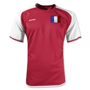 France Torino Soccer Jersey (Red)