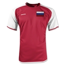 Russia Torino Soccer Jersey (Red)