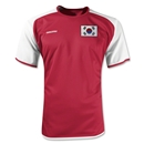 South Korea Torino Soccer Jersey (Red)