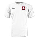 Switzerland Torino Soccer Jersey (White)