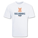 Carolina Railhawks 2010 Soccer T-shirt