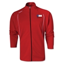 Chile Torino Zip Up Jacket (Red)