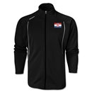 Croatia Torino Zip Up Jacket (Black)