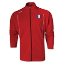 France Torino Zip Up Jacket (Red)