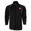 Switzerland Torino Zip Up Jacket (Black)