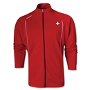 Switzerland Torino Zip Up Jacket (Red)