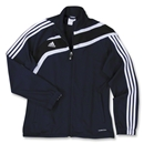 adidas Women's Tiro Training Jacket (Navy)