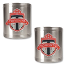 Toronto FC Two Piece Stainless Steel Can Holder Set