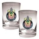 Chivas USA 2 pc. Rocks Glass Set