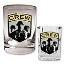 Columbus Crew Rocks Glass and Square Shot Glass Set
