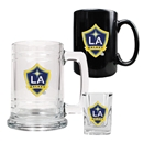 LA Galaxy 3 Piece Drinkware Set