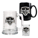 Houston Dynamo 3 Piece Drinkware Set