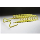 "Kwik Goal 6"" Speed Hurdles (Yellow)"