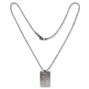 Chelsea Stainless Steel Dog Tag Chain Necklace