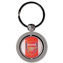 Arsenal Spinner Key Ring