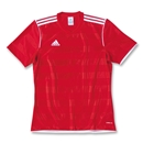 adidas Tabella II Soccer Jersey (Red)