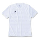 adidas Tabella II Soccer Jersey (White)