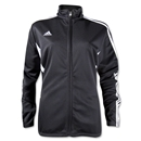 adidas Tiro II Women's Training Jacket (Black)
