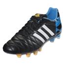 adidas 11Pro FG (Black/Running White/Solar Blue)