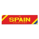 Spain Champions Bumper Sticker