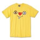 I Heart Ball Faces T-Shirt