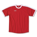 Umbro Manchester Soccer Jersey (Sc/Wh)
