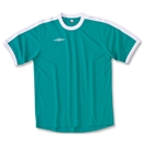 Umbro Manchester Soccer Jersey (Teal)