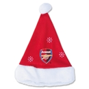 Arsenal Santa Hat