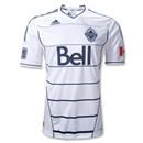 Vancouver Whitecaps FC 2012 Authentic Home Soccer Jersey