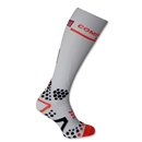 Fullsocks V2 Compression Sock (White)