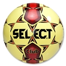 Select Club Soccer Ball (Yellow/Red)