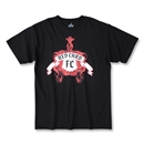 RedCard FC Black Knight T-Shirt (Black)