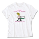 I Played Soccer T-Shirt (Girl)