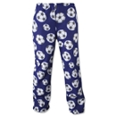 Soccer Ball Lounge Pants (Navy)