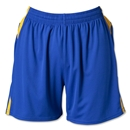 Xara Women's Continental Short (Roy/Yel)