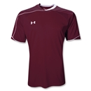 Under Armour Strike SOCCER Jersey (Maroon/Wht)