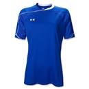 Under Armour Strike Women's Soccer Jersey (Roy/Wht)